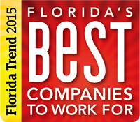 Florida Trend 2015 - Best Companies To Work For