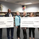 How a Former Test Question Sparked $30,000 in Rewards for This Teacher, Her Schools, and a Charity