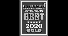 Customer Sales and Service World Award Winner