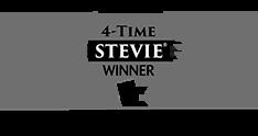 4 Time Stevie Award Winner