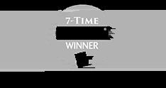 7-Time Stevie Award Winner