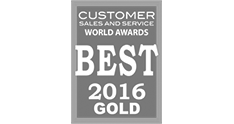 Customer Sales Service Award