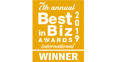 2019 Best in Biz International Awards