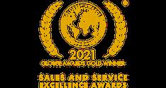 2021 Gold Globee Award