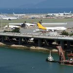LA Times, Aug 13 2019 – Hong Kong protest disrupts travel. Certain airlines allow flight changes without fees