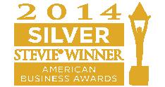 2014 Silver Stevie Award
