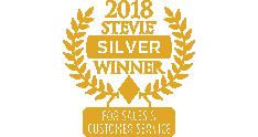 2018 Stevies Silver Winner