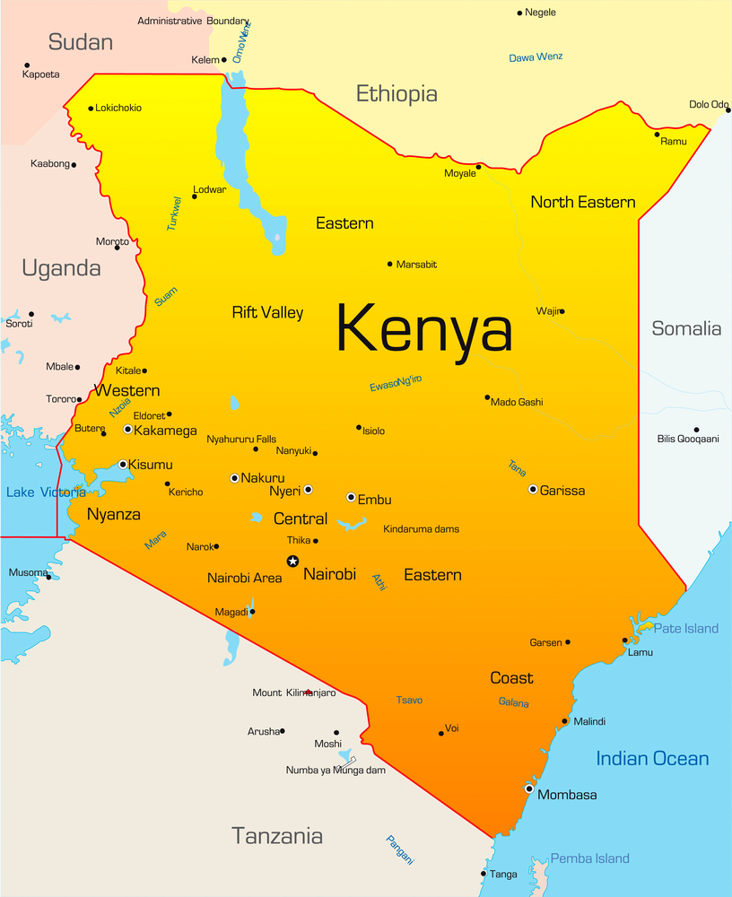 U S Department Of State Issues Travel Warning For Kenya