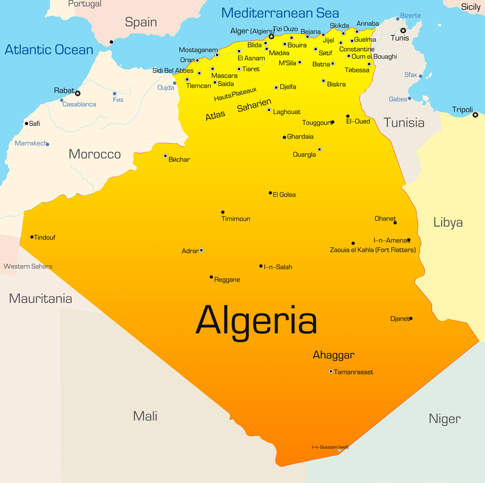 Travel Insurance terrorism Algeria