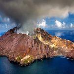 New Zealand Volcano Eruption